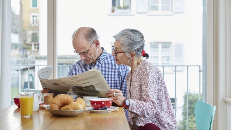 AVS: les Jeunes PLR veulent relever progressivement l'âge de la retraite à 66 ans