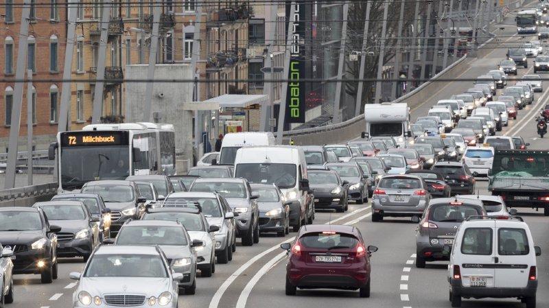 Le service des automobiles se distingue comme toujours avec des recettes nettement supérieures. (illustration)