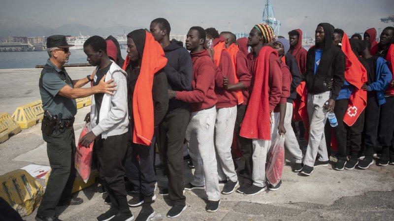 Migration: quatre à cinq millions d'étrangers illégaux en Europe