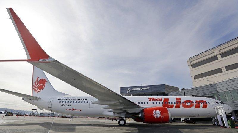 Crash de Lion Air: le rapport final pointe des défauts de conception et de certification du Boeing 737 MAX
