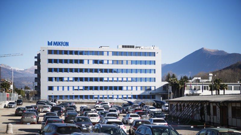 Le fabricant Biennois Mikron licencie 25 personnes au Tessin