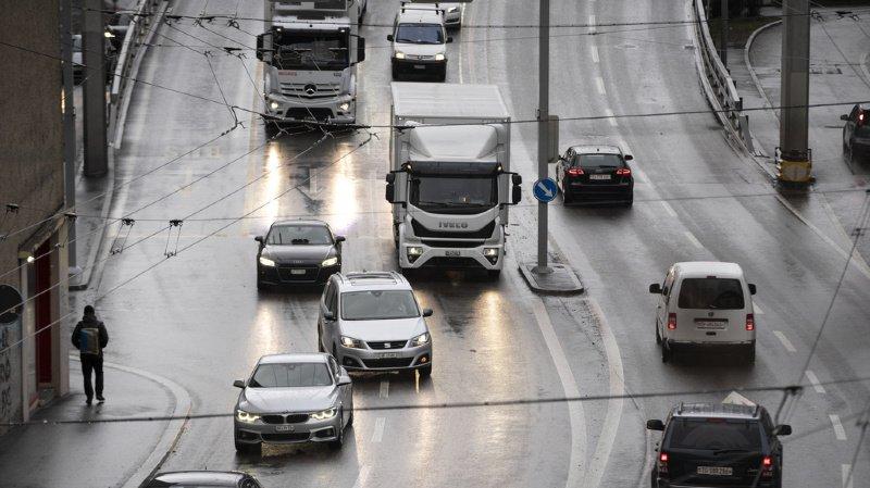Les transports motorisés engendrent des coûts de près de 90 milliards par année