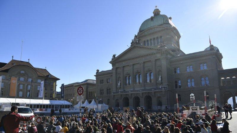 La Suisse étant particulièrement touchée par le réchauffement climatique, l'OFEV a mis sur pied en 2013 un programme pour permettre à la Confédération, aux cantons et aux communes de relever ce défi. (illustration)