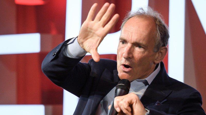 L'inventeur du World Wide Web Tim Berners-Lee s'inquiète des dérives d'internet