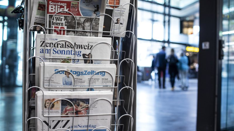 Revue de presse: coût de Sion 2026, les taux de la BNS ou l'arrivée d'Alain Soral…les titres de ce dimanche