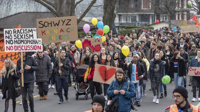 Schwyz: défiler en costume du Ku Klux Klan au carnaval n'est pas de la discrimination raciale