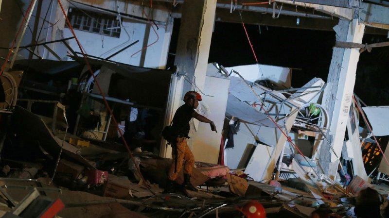 Philippines: un séisme de magnitude 6,6 frappe le sud du pays, au moins six morts
