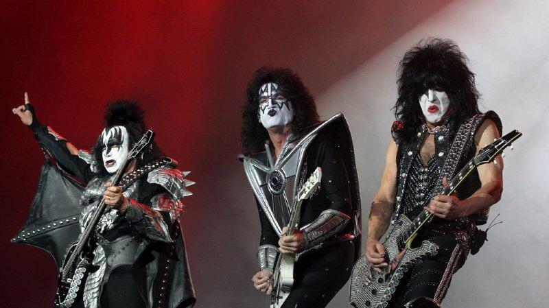Musique: le groupe mythique Kiss sera-t-il au Paléo en 2020?