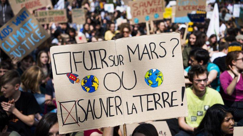 Environnement: la grève pour le climat prépare un plan d'action avec des mesures drastiques