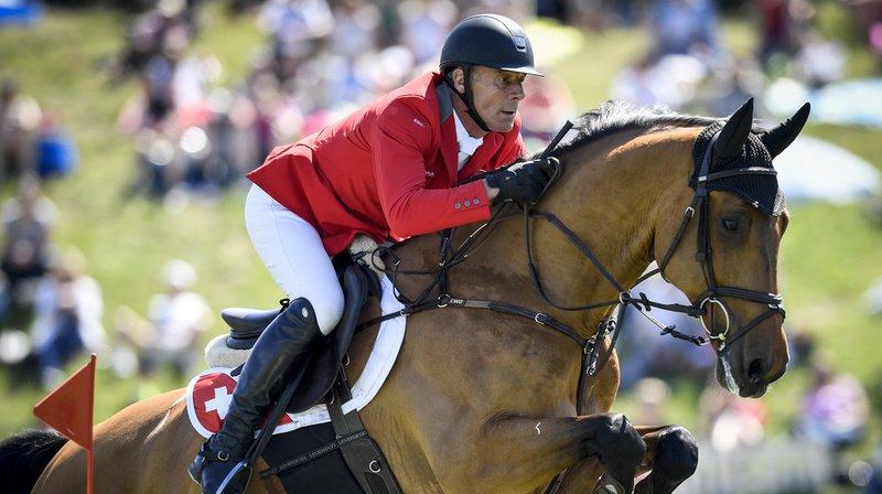 Paul Estermann est l'un des meilleurs cavaliers suisses. (Archives)