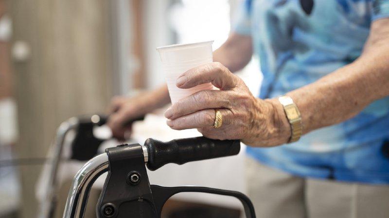 Les seniors sont particulièrement sujets aux chutes. (illustration)