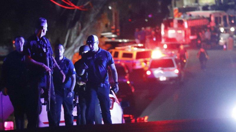 Fusillade en Californie: au moins 4 morts et 6 blessés à Fresno