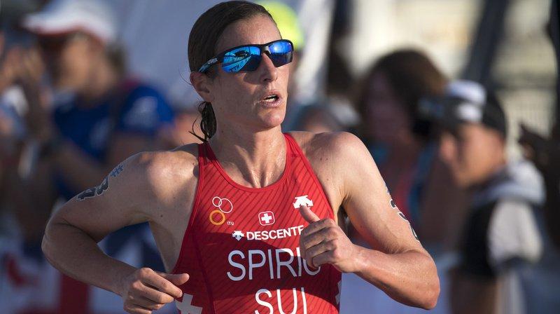Coupe du monde de triathlon: la Suissesse Nicola Spirig quatrième au Japon