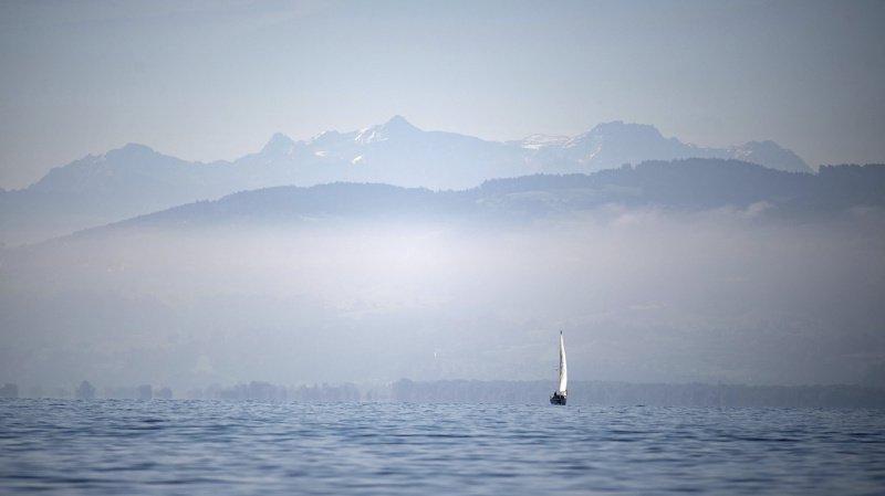Thurgovie: un homme mort découvert flottant sur le lac de Constance