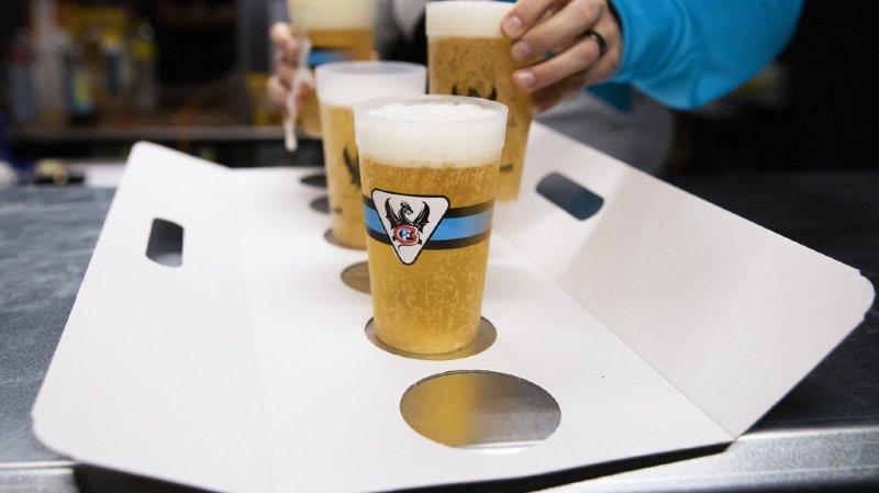 Conso: 55 litres de bière par habitant en 2018, très majoritairement des crus suisses