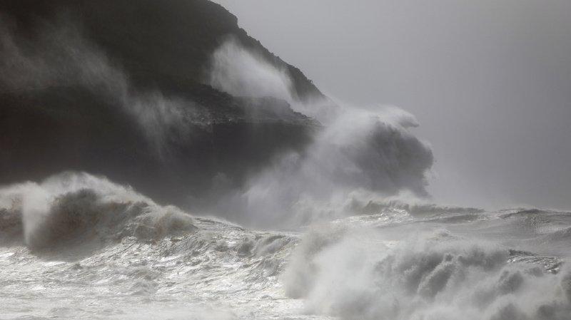 Selon le rapport des experts climat de l'ONU (Giec) sur les océans publié en septembre, le niveau des mers devrait augmenter de 43 centimètres environ d'ici 2100 dans un monde à +2°C. (illustration)