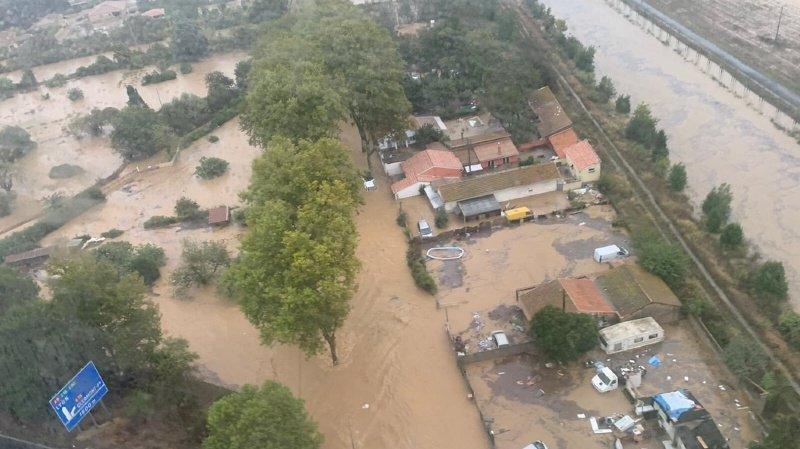 France: trois morts et de gros dégâts matériels après les orages