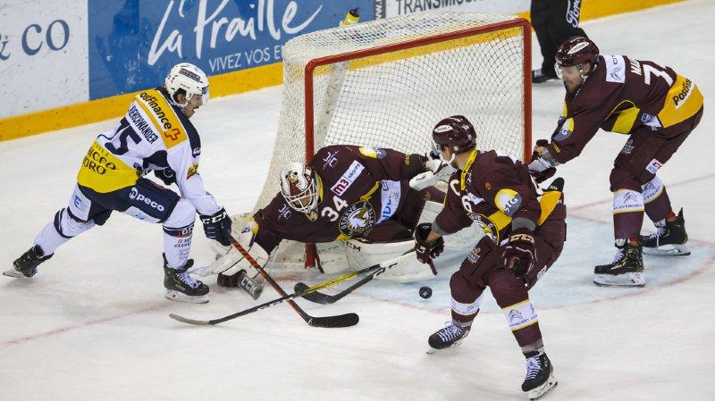 Hockey: Lausanne et Fribourg s'inclinent, Genève s'impose