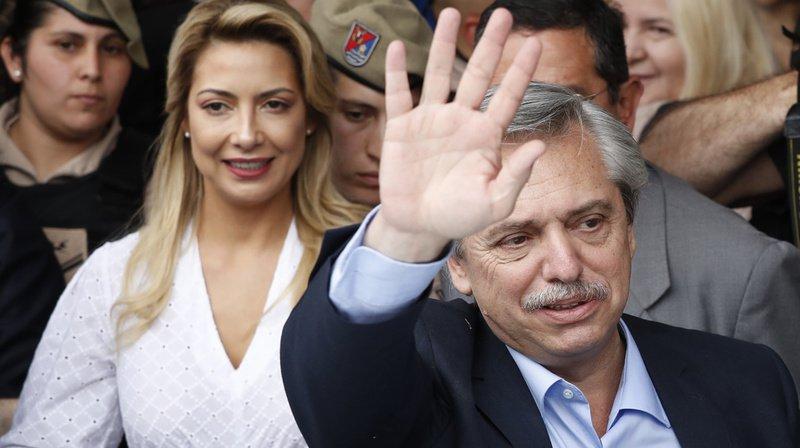 Alberto Fernandez ayant obtenu plus de 45% des voix, il n'y aura pas de second tour. Le taux de participation a été d'environ 81%.