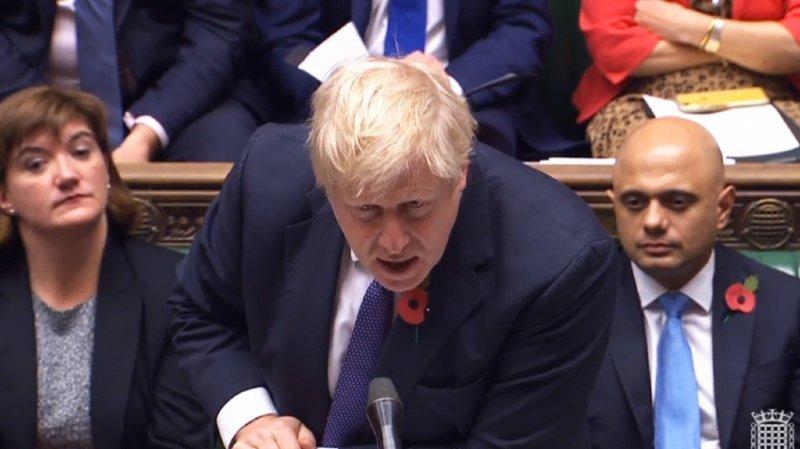 Brexit: les députés rejettent la tenue d'élections anticipées le 12 décembre