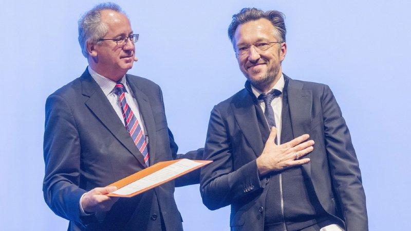 Littérature: L'auteur suisse allemand, Lukas Bärfuss reçoit le Prix Georg-Büchner
