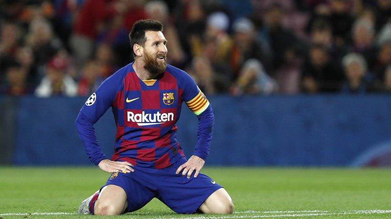 Football - Ligue des champions: Barcelone tenu en échec par le Slavia Prague
