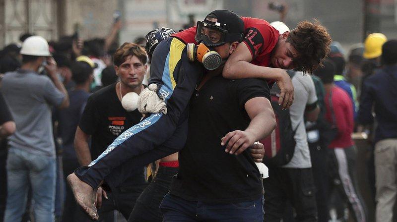 Irak: sept manifestants tués en Irak après un accord politique