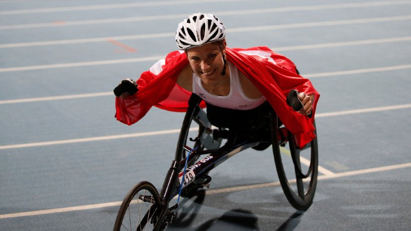Para-athlétisme - Mondiaux de Dubaï: après l'or du 400 m, l'argent sur 800 m pour Catherine Debrunner