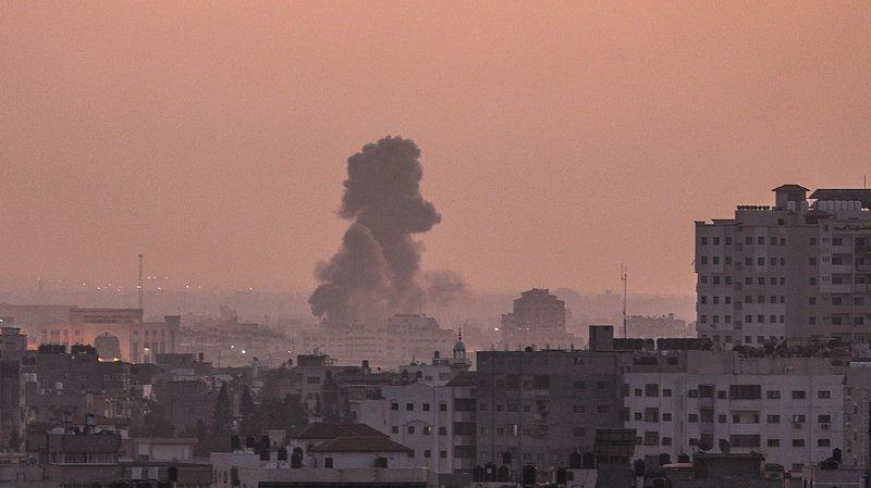 Accord de cessez-le-feu à Gaza après deux jours d'affrontements et 32 Palestiniens tués