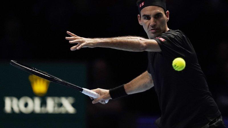 Tennis – Masters de Londres: Roger Federer domine Djokovic et se qualifie pour les demi-finales