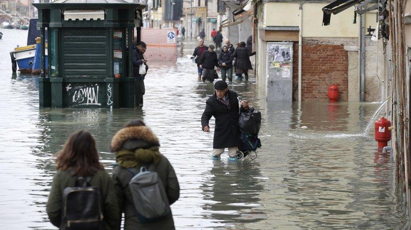 La marée haute a atteint vendredi 1,54 mètre.