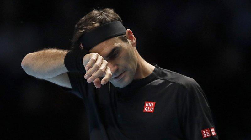 Tennis – Masters de Londres: Federer s'incline face à Tsitsipas en demi-finale
