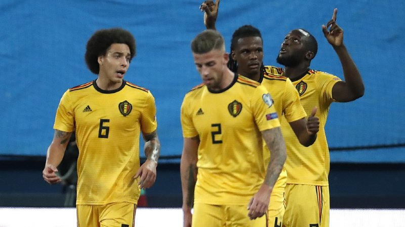 Football – Euro 2020: la Belgique s'impose 4-1 face à la Russie et termine première de son groupe