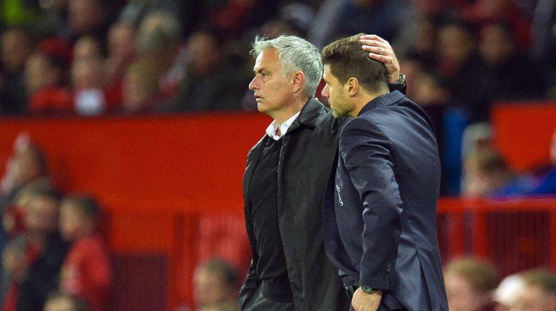 Jose Mourinho remplace Mauricio Pochettino après le début de saison catastrophique des Spurs (archives).