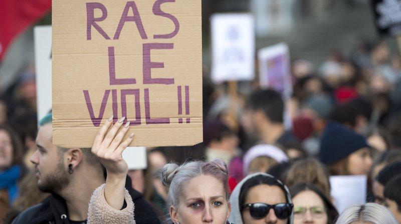 Violences sexuelles: punir les relations non consenties comme des viols