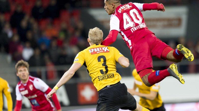 Football: Sion et Xamax battus, mauvaise journée pour les clubs romands