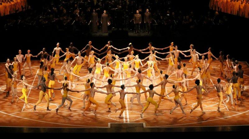 Béjart Ballet Lausanne – La IXe Symphonie