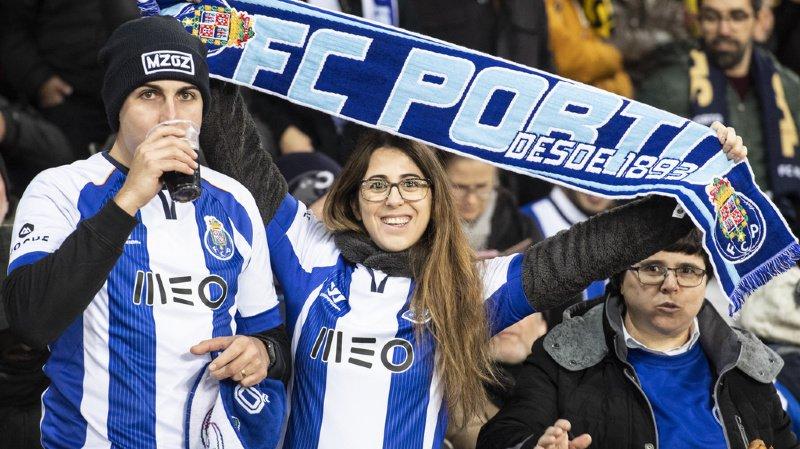 A la sortie du stade de Suisse, à Berne, ce jeudi soir, des fans du FC Porto et des Young Boys se sont provoqués (Illustration)