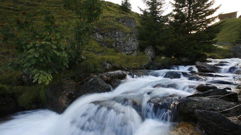 Climat: les ruisseaux de montagne émettent plus de CO2 que prévus