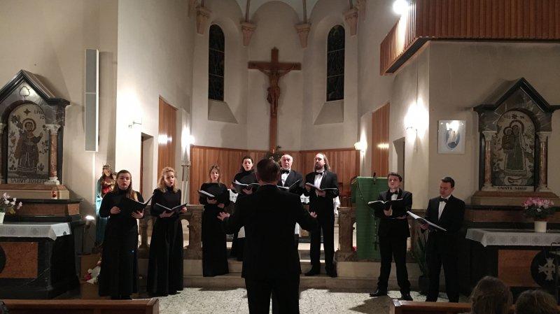 Concert de l'ensemble Résurrection
