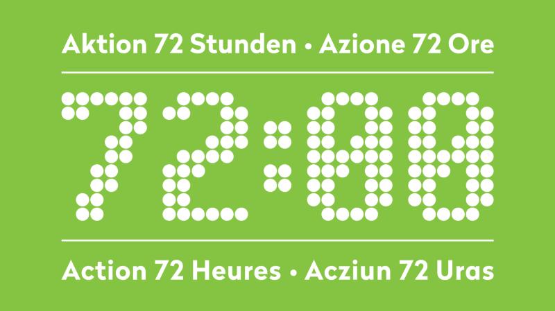 Action 72 heures par Le Comité 72