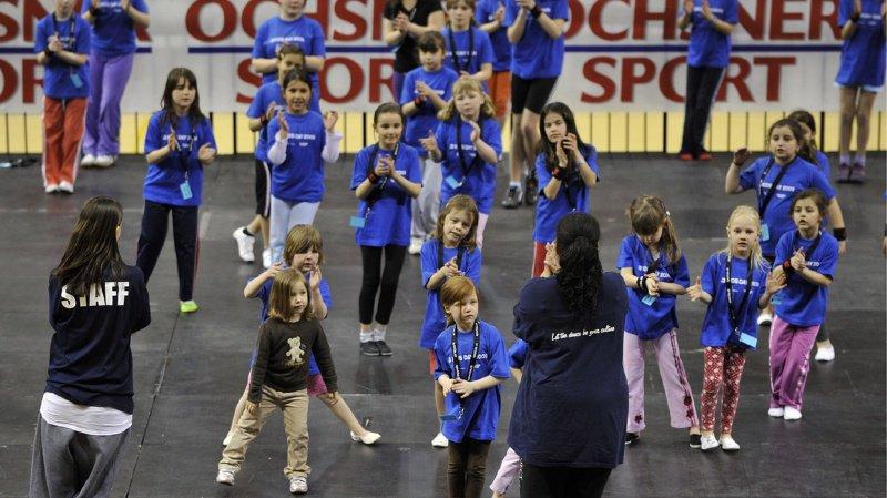 Santé: plus de 85% des jeunes Suisses manquent d'activité physique