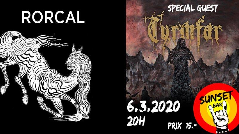 Rorcal / Tyrmfar