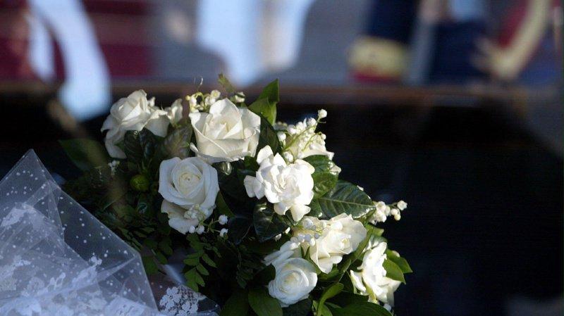 La cérémonie a eu lieu samedi 19 octobre dans le salon funéraire de Dalian. (illustration)