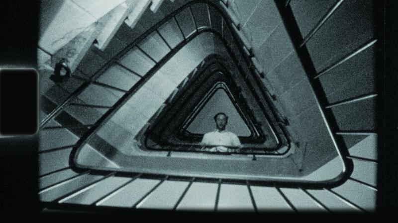 Une image tirée du court-métrage «∞ème étage», du Neuchâtelois Etienne Piergiovanni, présenté lors de l'édition du Neuchâtel Super 8 Film Festival de 2017.