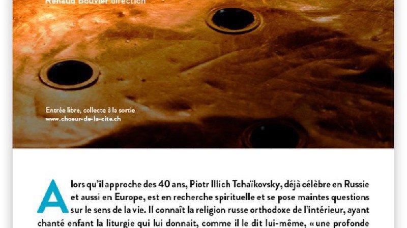 Liturgie de saint Jean Chrysostome de Tchaïkovsky