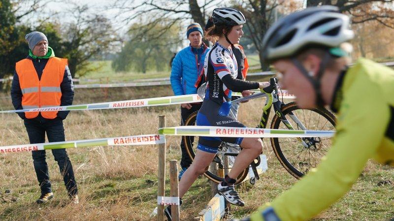 Cindy et Nicolas Lüthi remportent le Zeta Cross