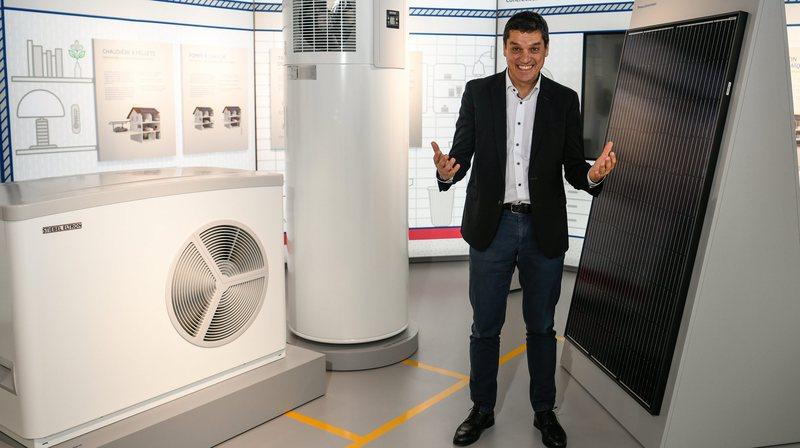 Groupe E ouvre un espace à Boudry pour se rapprocher de ses clients