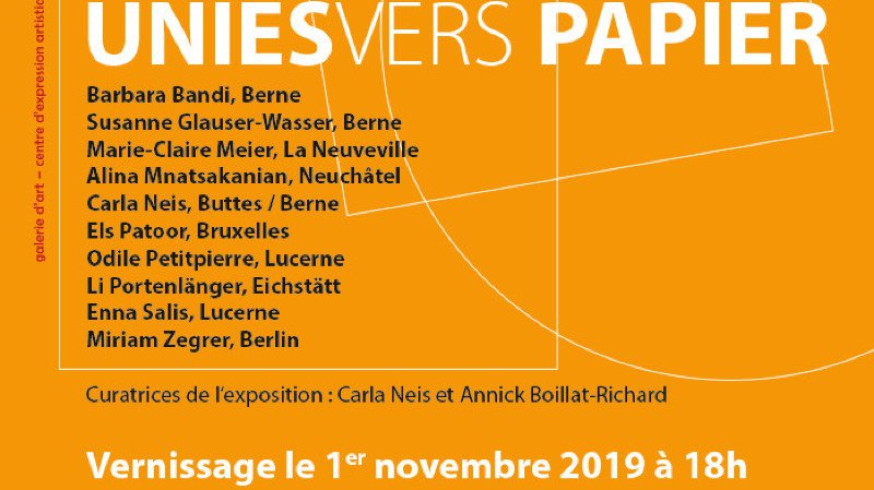 UNIESvers PAPIER - La Tour de Diesse à Neuchâtel