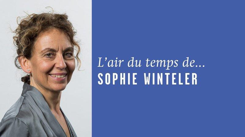 «C'est l'histoire d'un coup de fil», l'air du temps de Sophie Winteler